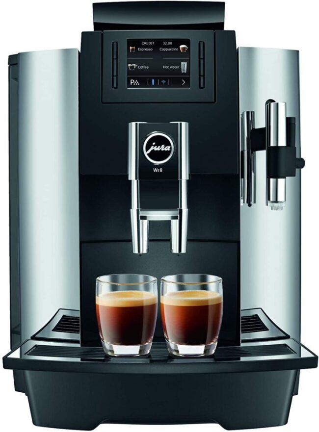 Jura WE8 Espresso Machine