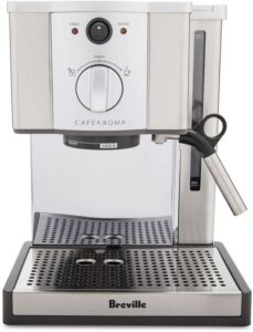 Breville ESP8XL Cafe Roma Espresso Machine