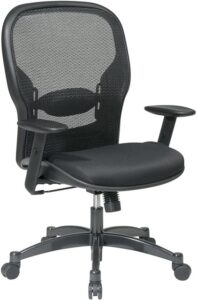 SPACE Seating Breathable Manager Office Chair