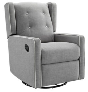 Baby Relax Mikayla Swivel Glider Recliner